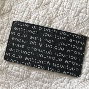 Younique make up brush bag